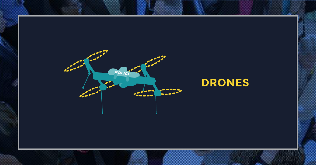 drones civil liberties Today the white house issued a presidential memorandum to promote economic competitiveness and innovation while safeguarding privacy, civil rights, and civil liberties in the domestic use of unmanned aircraft systems (uas.